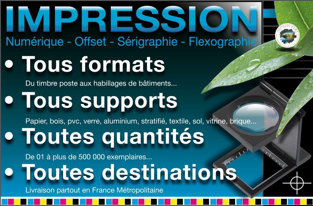 Est Spcialise Dans Limpression Numrique Grand Format La Conception Des Enseignes Et Caissons Lumineux LED Flocage Textile Srigraphie